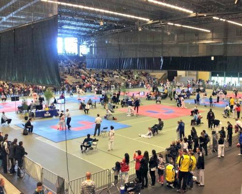 Belgian open 1