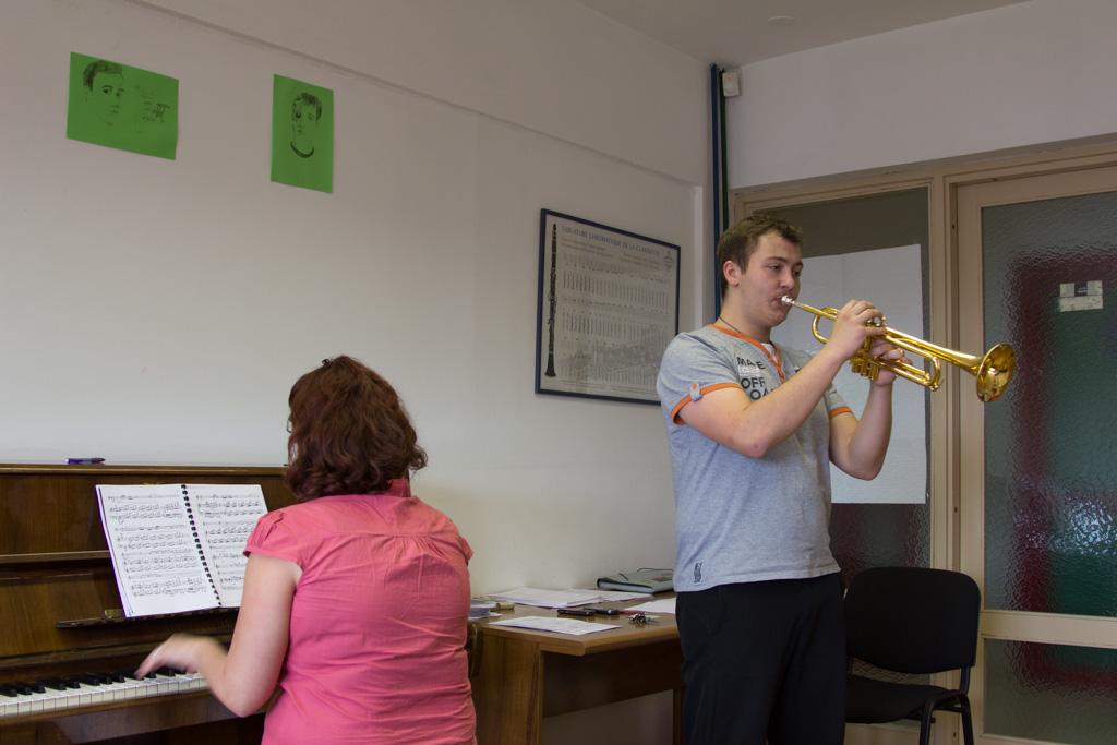 Glazbena skola, Tomislav Spoljar, Kurilovcan, truba, klavir (1)
