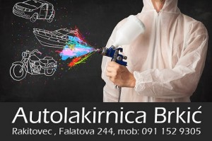 Autolakirnica Brkić