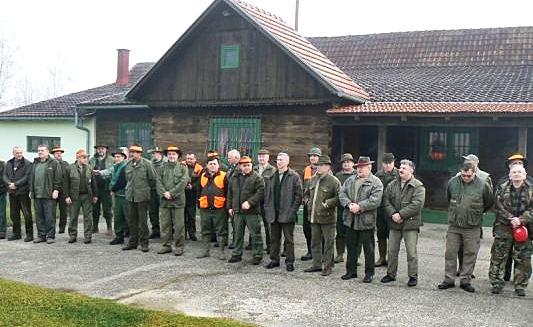 lovačko društvo srna lovci