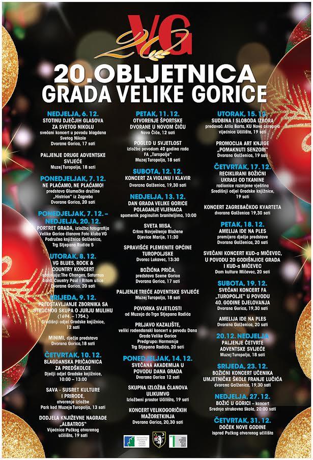 20 god Velike Gorice