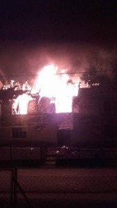 požar Auguštanovec