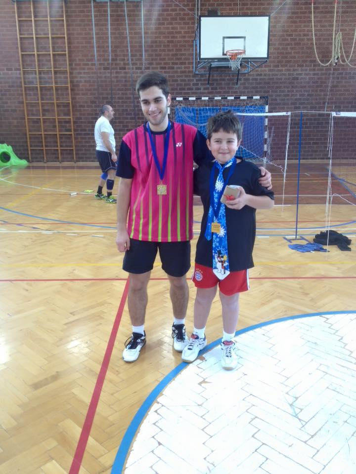 Pobjednici Filip Jagar i Ivan Mance