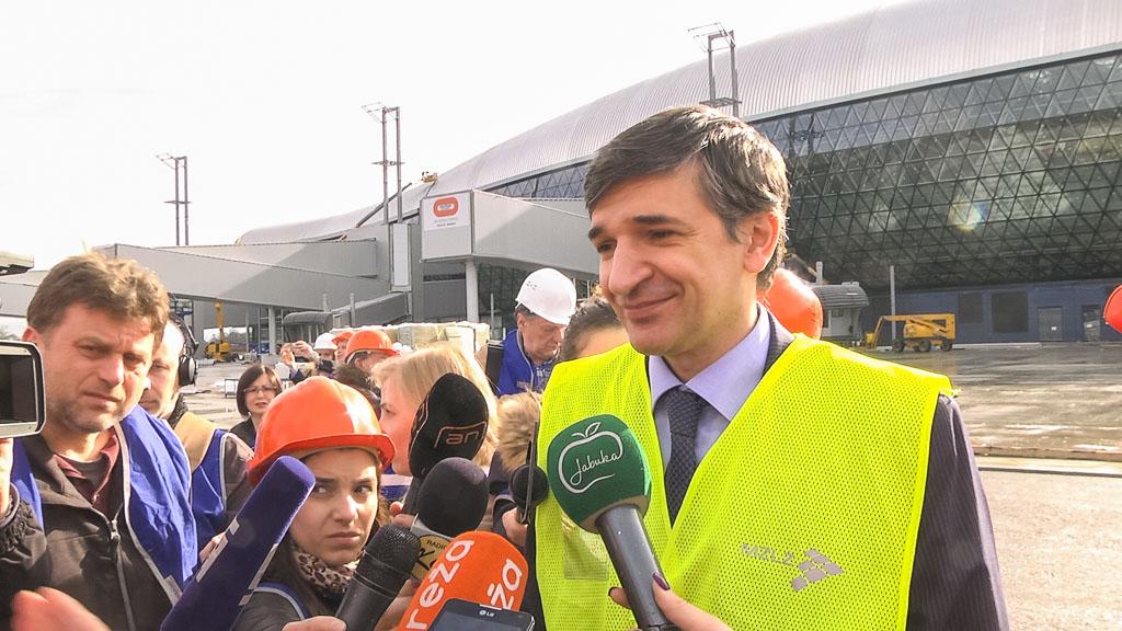 Zračna luka 01obilazak novi terminal (3)
