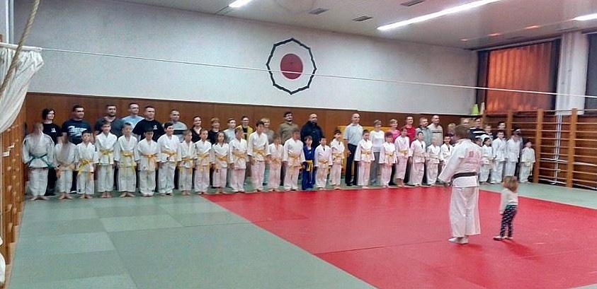 judo klub pinky trening katd1