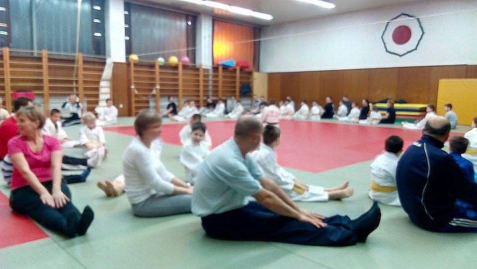 judo klub pinky trening katd3