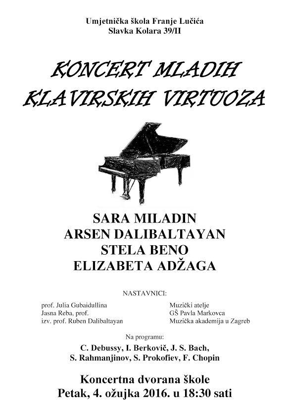 plakat koncert virtuoza