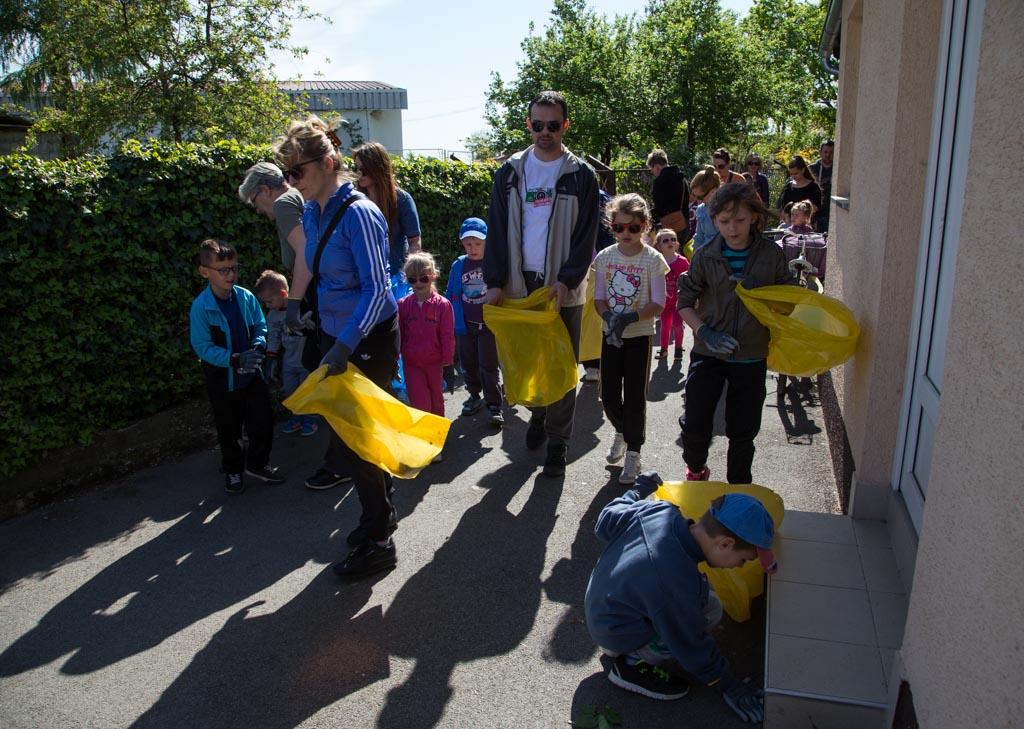 ciscenje gradici djeca vrtic jurjevo park ekologija kvg katd-17