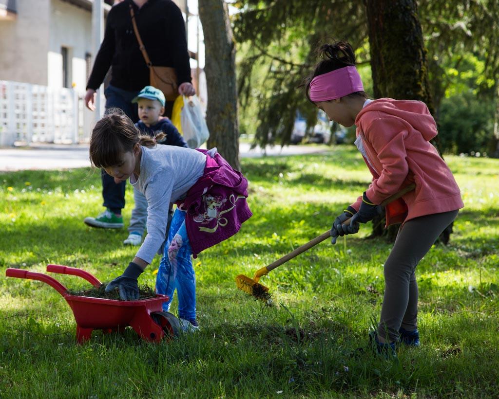 ciscenje gradici djeca vrtic jurjevo park ekologija kvg katd-22