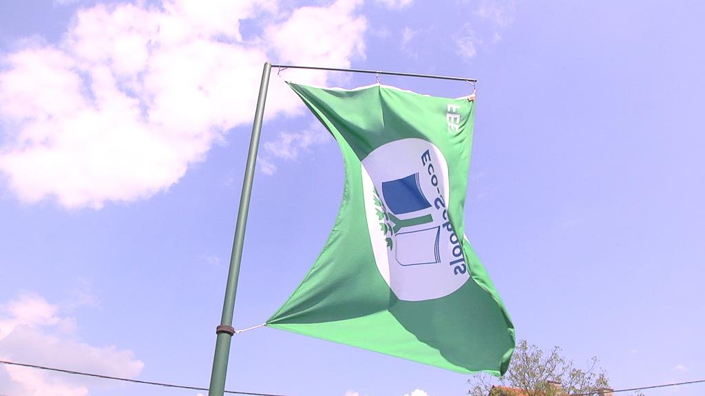 Eko Škola Rakitovec - Dizanje zastave (5)