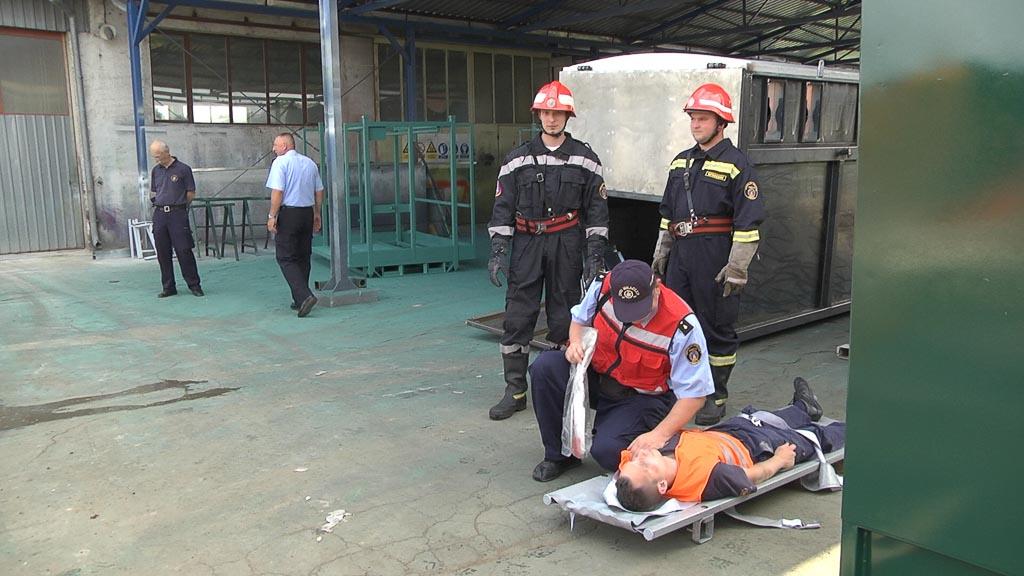 Vatrogasna vježba u Mraclinu (10)