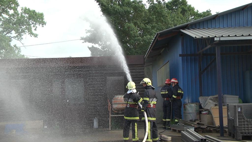 Vatrogasna vježba u Mraclinu (20)
