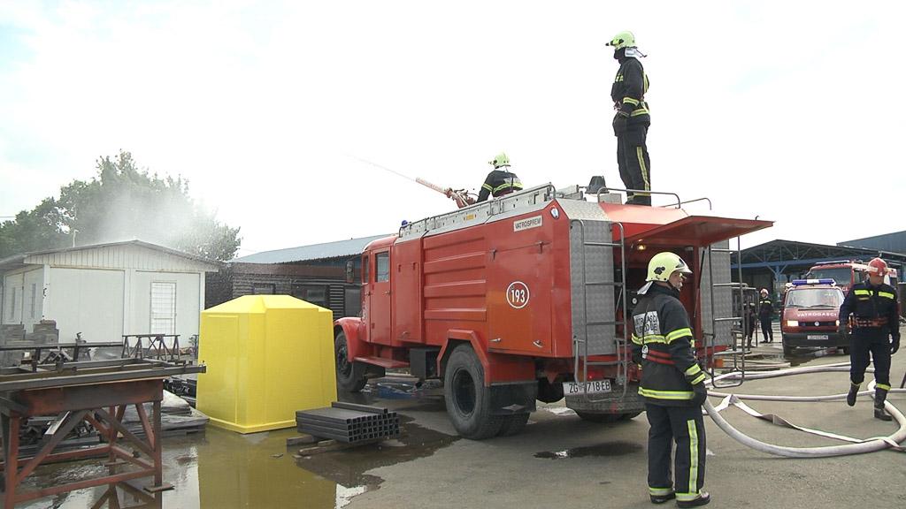 Vatrogasna vježba u Mraclinu (21)