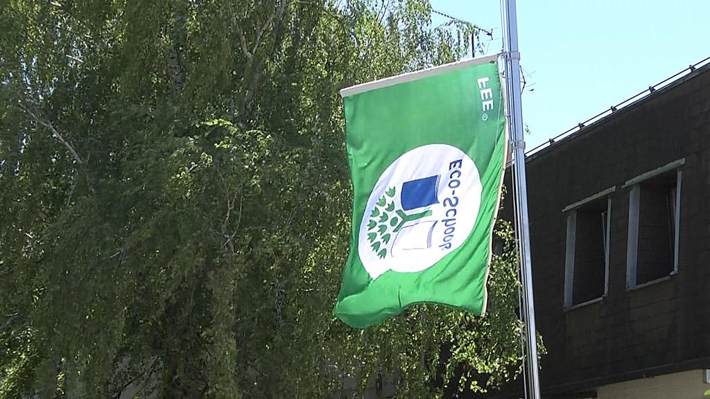 DV Žirek zelena zastava KVG (2)