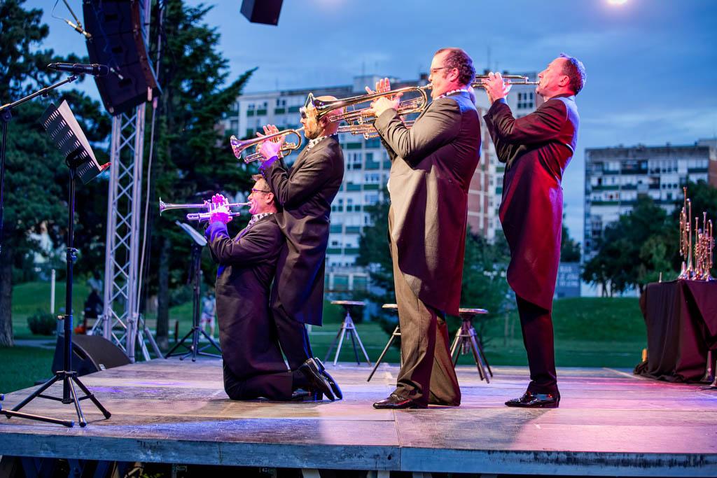 VGBrass festival 2016 - Les Trompettes de Lyon (17)