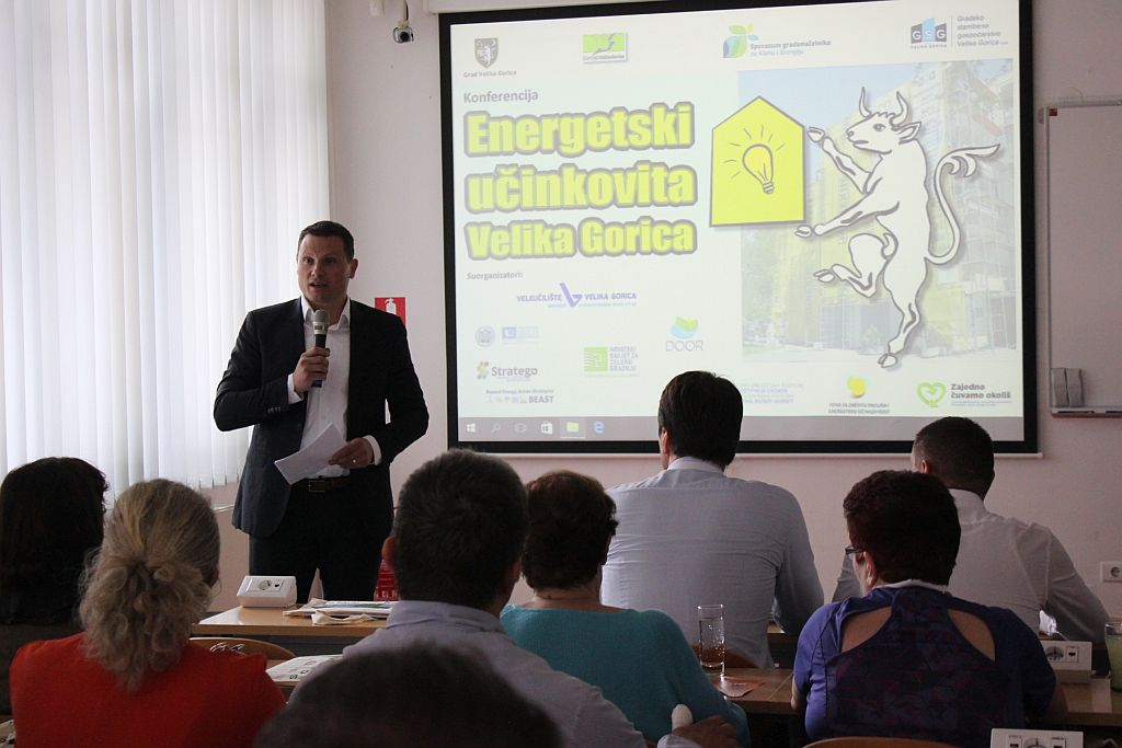 Razvoj energetske učinkovitosti Velike Gorice pokazuje svijetlu budućnost - K...