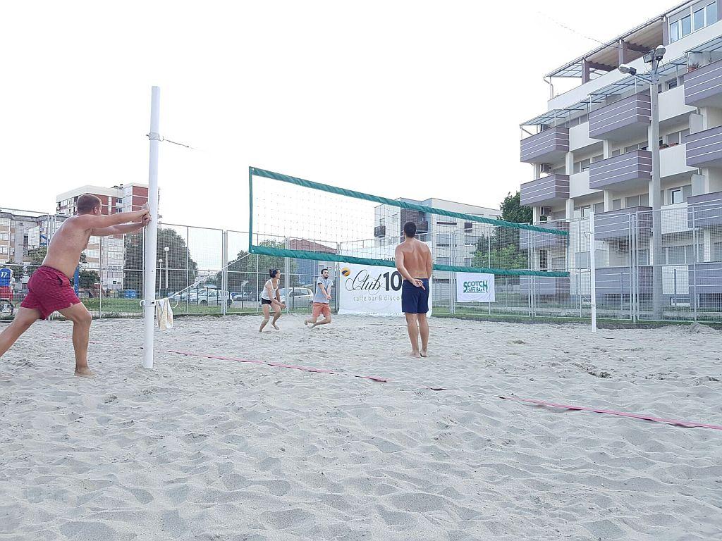 Odbojka na pijesku, teren (5)