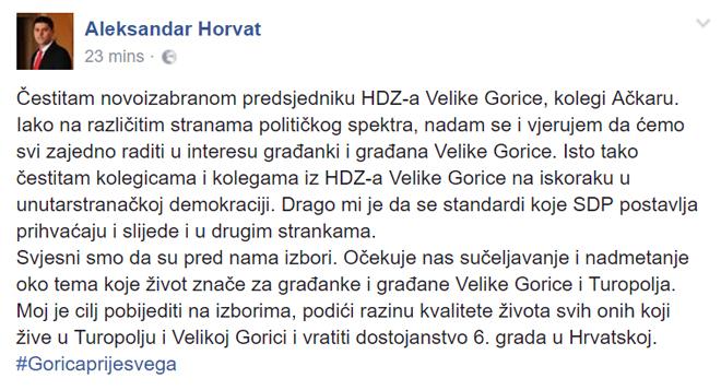 Aleksandar-Horvat---facebook-komentar