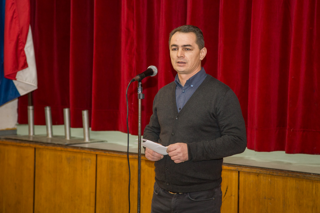 HDZ, Tomislav Lukšić, predstavljanje programa, Gradići, Društveni dom (7)