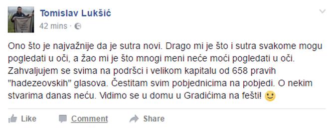 Tomislav-Lukšić---facebook-objava