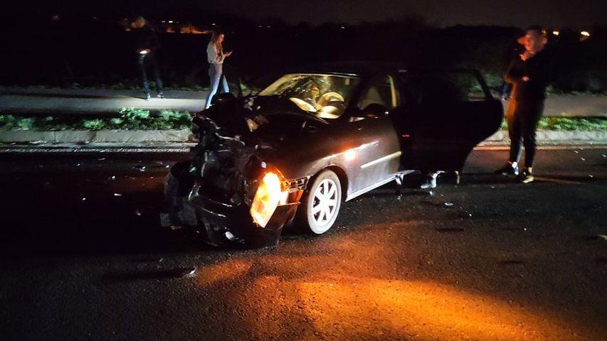 Teška prometna nesreća na velikogoričkoj obilaznici