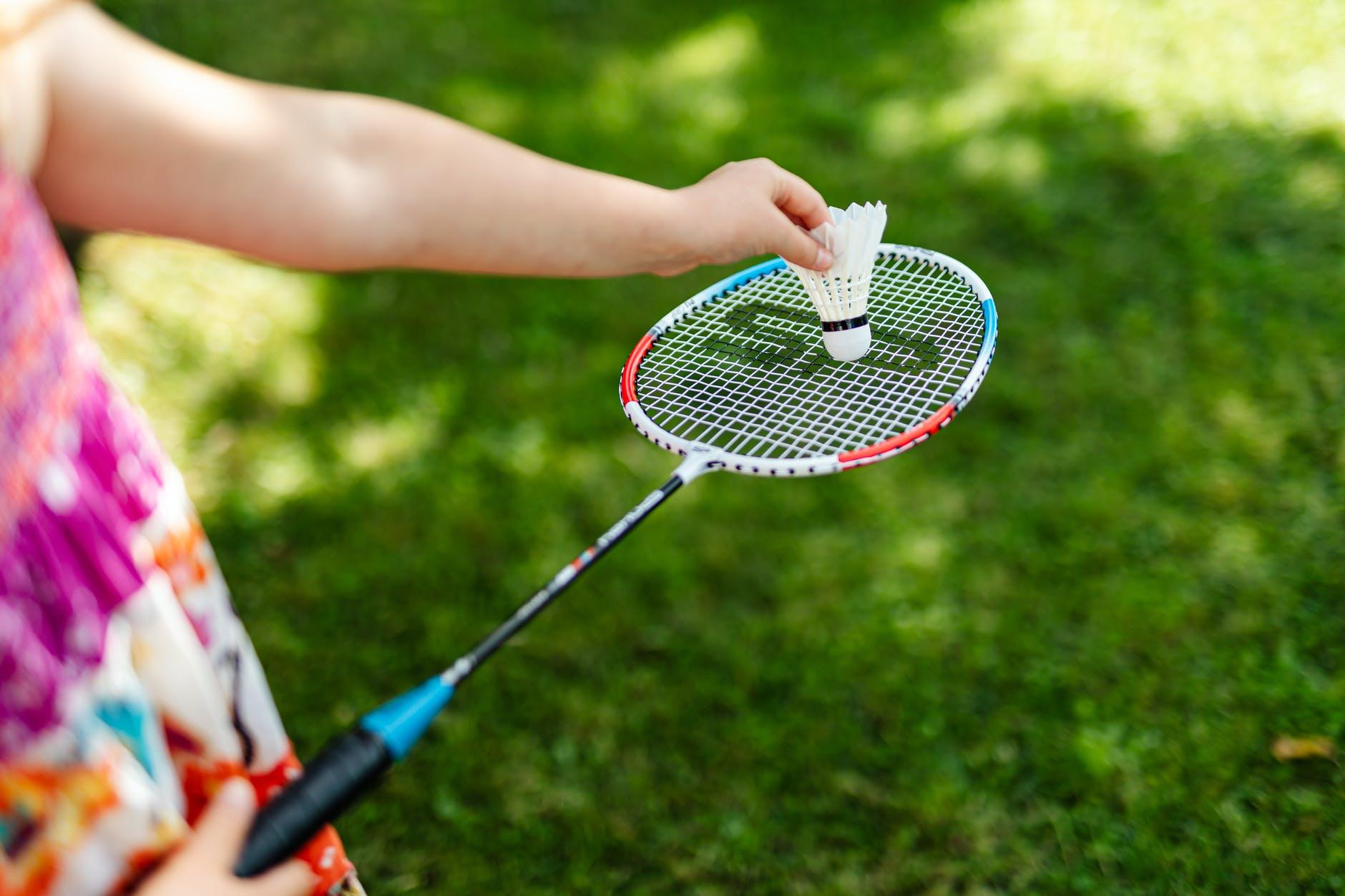 Danas u Mraclinu promocija badmintona na otvorenom!