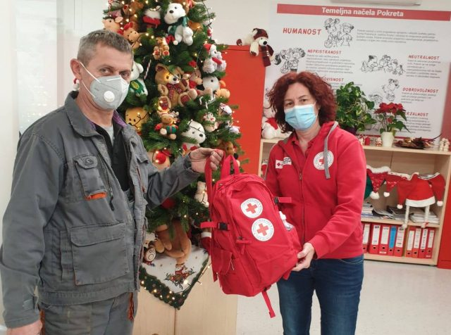 Foto: Facebook/Crveni križ Velika Gorica